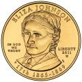 First Spouse 2011-W Eliza Johnson Uncirculated