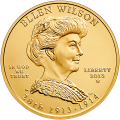 First Spouse 2013 Ellen Wilson Uncirculated
