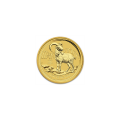 Australian Series II Lunar Gold One-Twentieth Ounce 2015 Goat