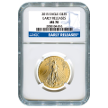 Certified American $25 Gold Eagle 2015 MS70 NGC Early Release