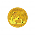 Chinese Gold Panda 20th Ounce 2015