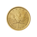 2015 1/4 oz Canadian Gold Maple Leaf Uncirculated