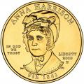 First Spouse 2009 Anna Harrison Uncirculated