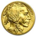 Uncirculated Gold Buffalo Coin One Ounce 2018