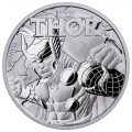 2018 Tuvalu 1 oz Silver $1 Marvel Series THOR Coin BU   PRESALE