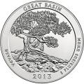 2013 Silver 5oz. Great Basin ATB