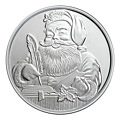 2013 Silver Christmas Coins & Bars