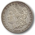 Morgan Silver Dollars Very Fine Condition
