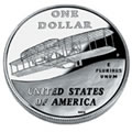 Commemorative Proof Silver Dollars