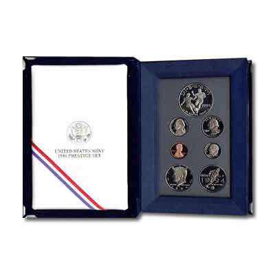 Prestige US Proof Set 1994