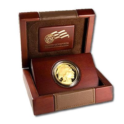 Proof Buffalo Gold Coin One Ounce 2011 W Golden Eagle Coins