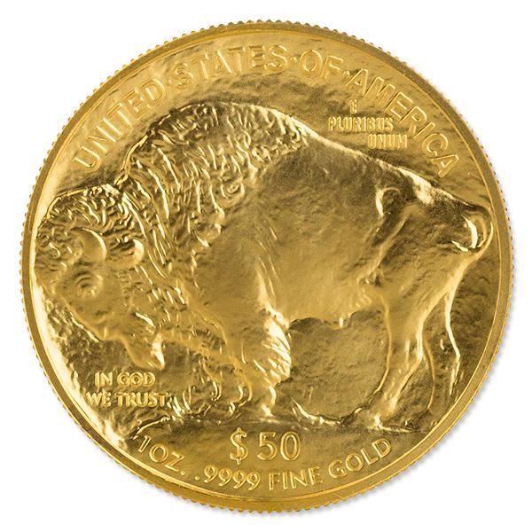 2014 Gold Buffalo Coins Golden Eagle Coins
