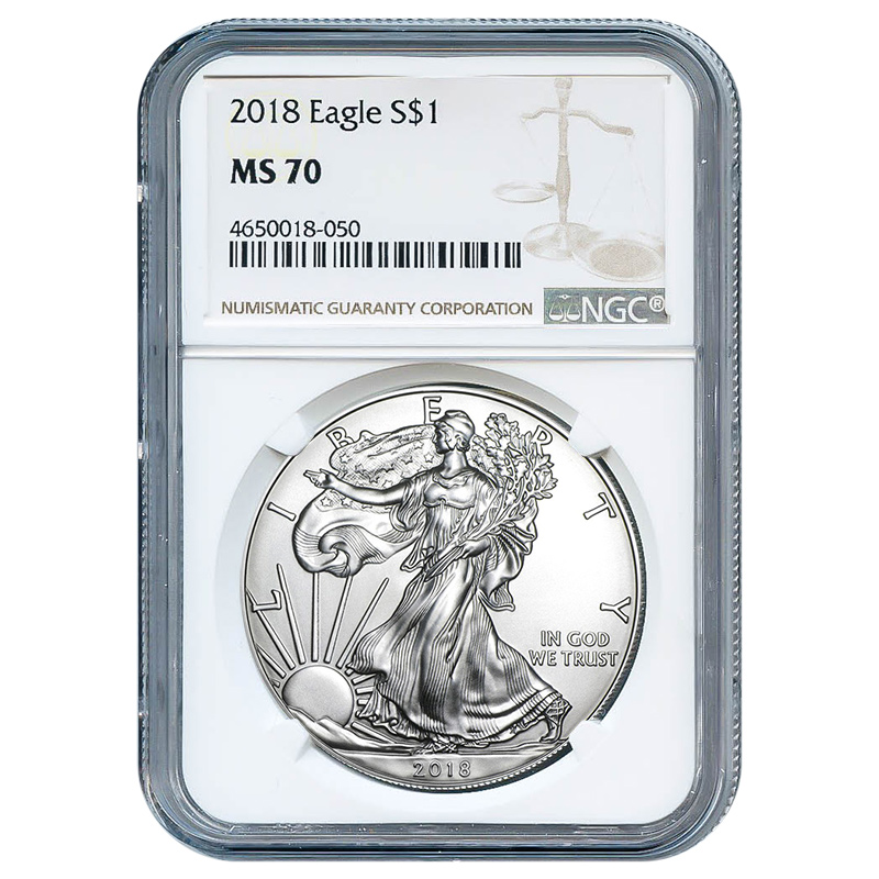 2018 1 4 Oz Gold American Eagle Ms 70 Ngc Early Releases Coin Graded Eagles Apmex