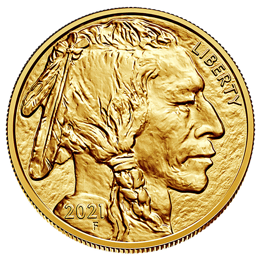 buffalo coin price